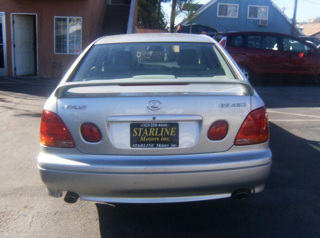2005 Lexus GS 430 Los Angeles, CA 9
