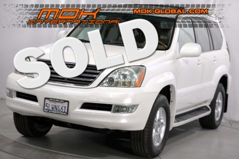2005 Lexus GX 470 - Navigation - Mark Levinson - Heated seats in Los Angeles