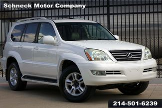 2005 Lexus GX 470 ***PEARL WHITE NO ACCIDENTS*** GX-470 in Plano TX, 75093