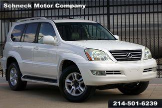 2005 Lexus GX 470 ***PEARL WHITE NO ACCIDENTS*** GX-470 in Plano TX, 75093