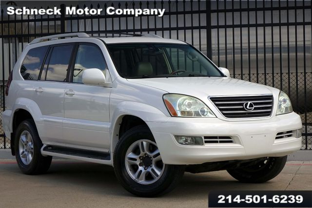 2005 Lexus GX 470 ***PEARL WHITE NO ACCIDENTS*** GX-470