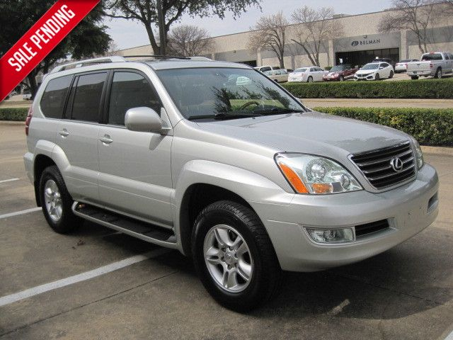 2005 Lexus GX 470, Luxury SUV, Super Nice, Clean Carfax,ONLY 79k MILES