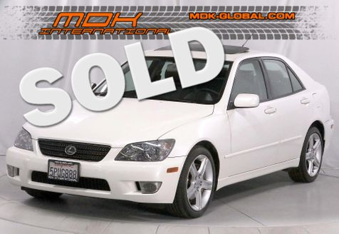 2005 Lexus IS 300 Sport - Leather - Xenon - Nav - 1 owner in Los Angeles