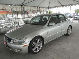 2005 Lexus IS 300 Sport Gardena, California