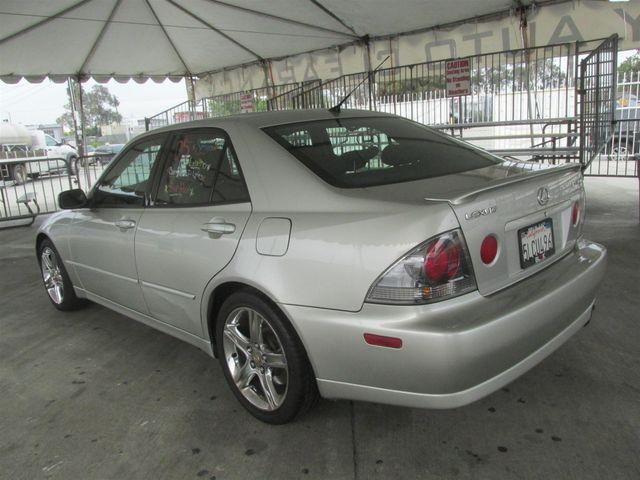 2005 Lexus IS 300 Sport Gardena, California 1