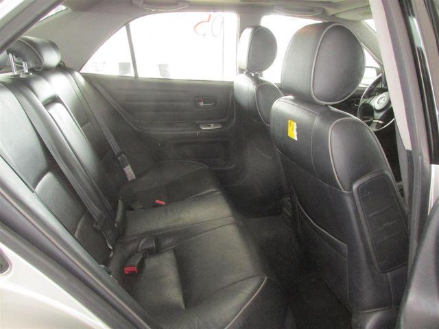 2005 Lexus IS 300 Sport Gardena, California 12