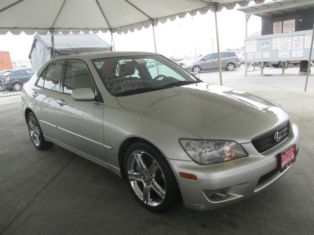 2005 Lexus IS 300 Sport Gardena, California 3
