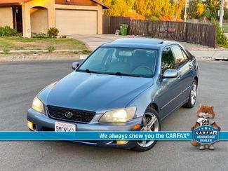 2005 Lexus IS 300 SPORT 5 SPEED MANUAL 1-OWNER 93K MLS NEW TIRES XENON in Van Nuys, CA 91406