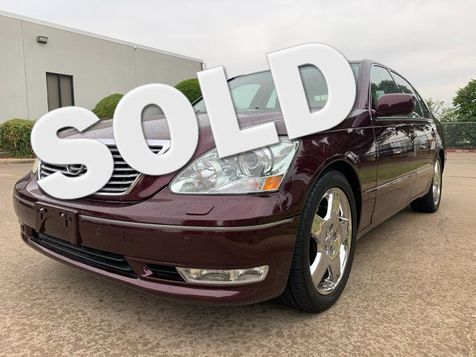 2005 Lexus LS 430   in Dallas