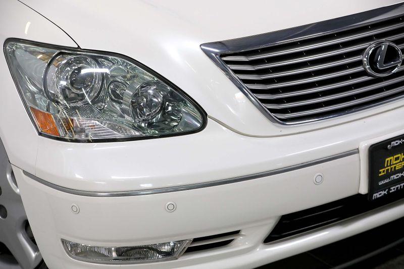 2005 Lexus LS 430 - Premium pkg - Only 64K miles since new  city California  MDK International  in Los Angeles, California