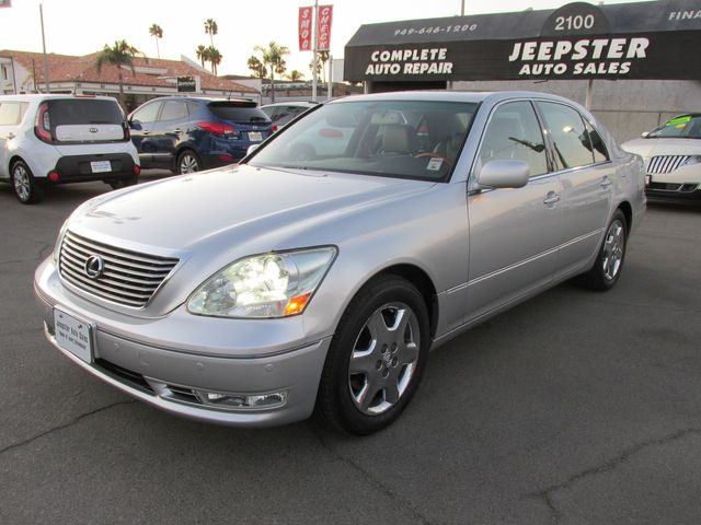 2005 Lexus LS 430 Luxury in Costa Mesa, California 92627
