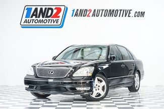 2005 Lexus LS 430 Sedan in Dallas TX