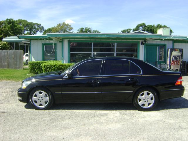 2005 Lexus LS 430 430 in Fort Pierce, FL 34982