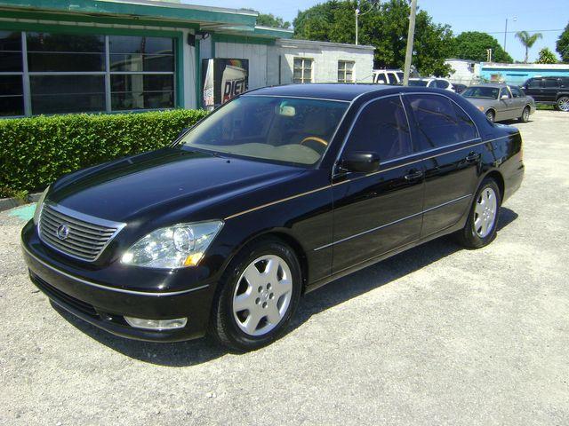 2005 Lexus LS 430 430 in Fort Pierce, FL 34982