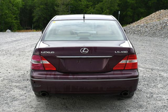 2005 Lexus LS 430 Naugatuck, Connecticut 5