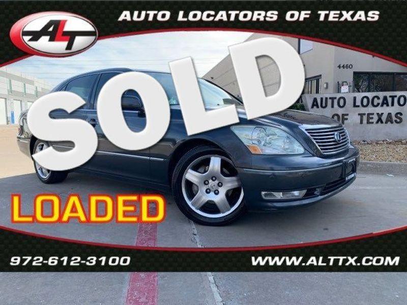 2005 Lexus LS 430  | Plano, TX | Consign My Vehicle in Plano TX
