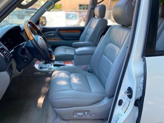 2005 Lexus LX 470 Burbank, CA 10