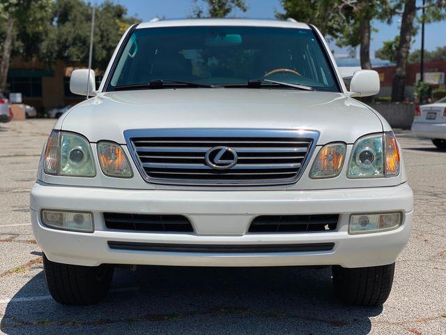 2005 Lexus LX 470 Burbank, CA 2