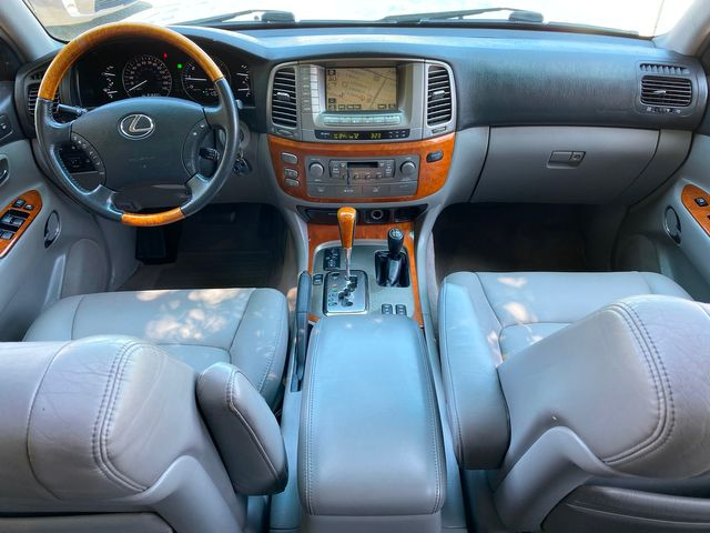 2005 Lexus LX 470 Burbank, CA 8