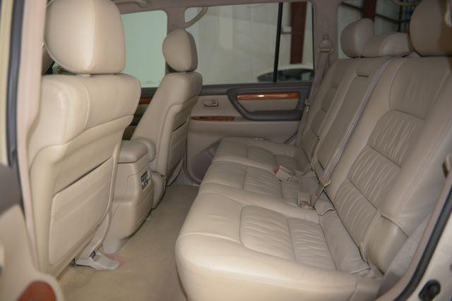 2005 Lexus LX 470 Houston, Texas 20