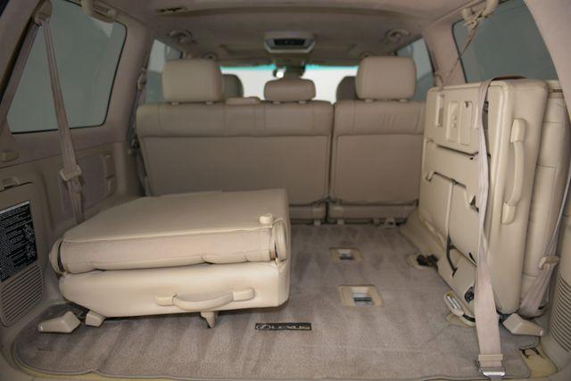 2005 Lexus LX 470 Houston, Texas 12
