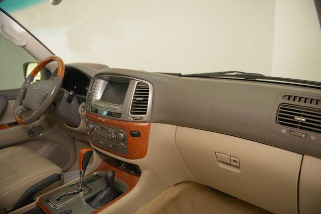 2005 Lexus LX 470 Houston, Texas 26