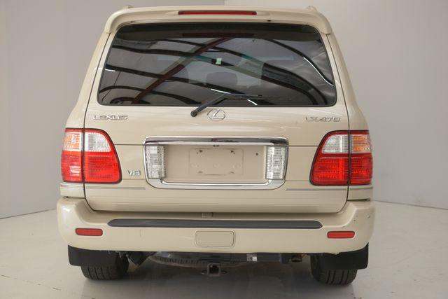 2005 Lexus LX 470 Houston, Texas 10