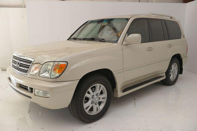 2005 Lexus LX 470 Houston, Texas 3