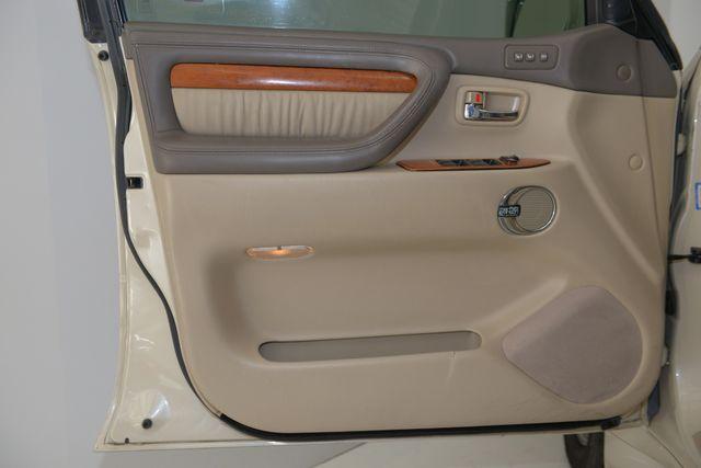 2005 Lexus LX 470 Houston, Texas 15