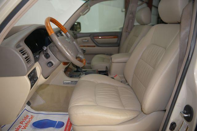 2005 Lexus LX 470 Houston, Texas 16