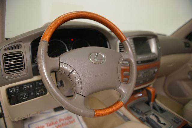 2005 Lexus LX 470 Houston, Texas 18