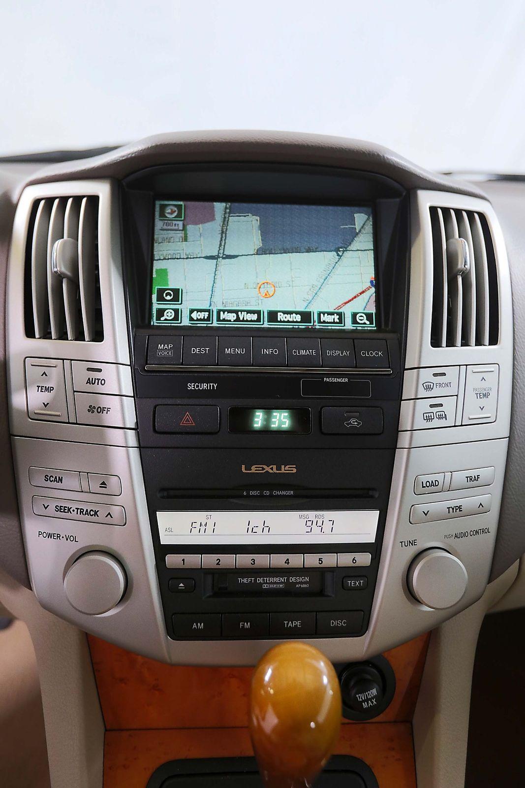 2005 Lexus Rx 330 Navigation City California Mdk International Rx330 Interior In Los Angeles