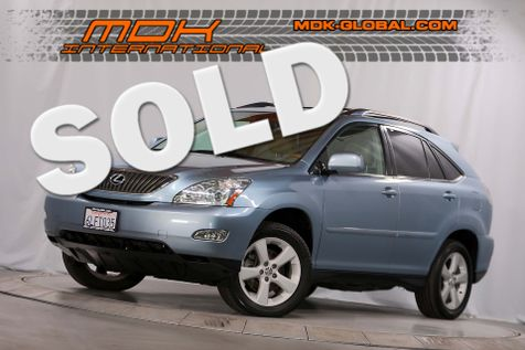 2005 Lexus RX 330 - Navigation in Los Angeles