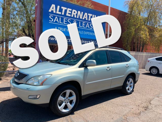 2005 Lexus RX 330 3 MONTH/3,000 MILE NATIONAL POWERTRAIN WARRANTY Mesa, Arizona 0