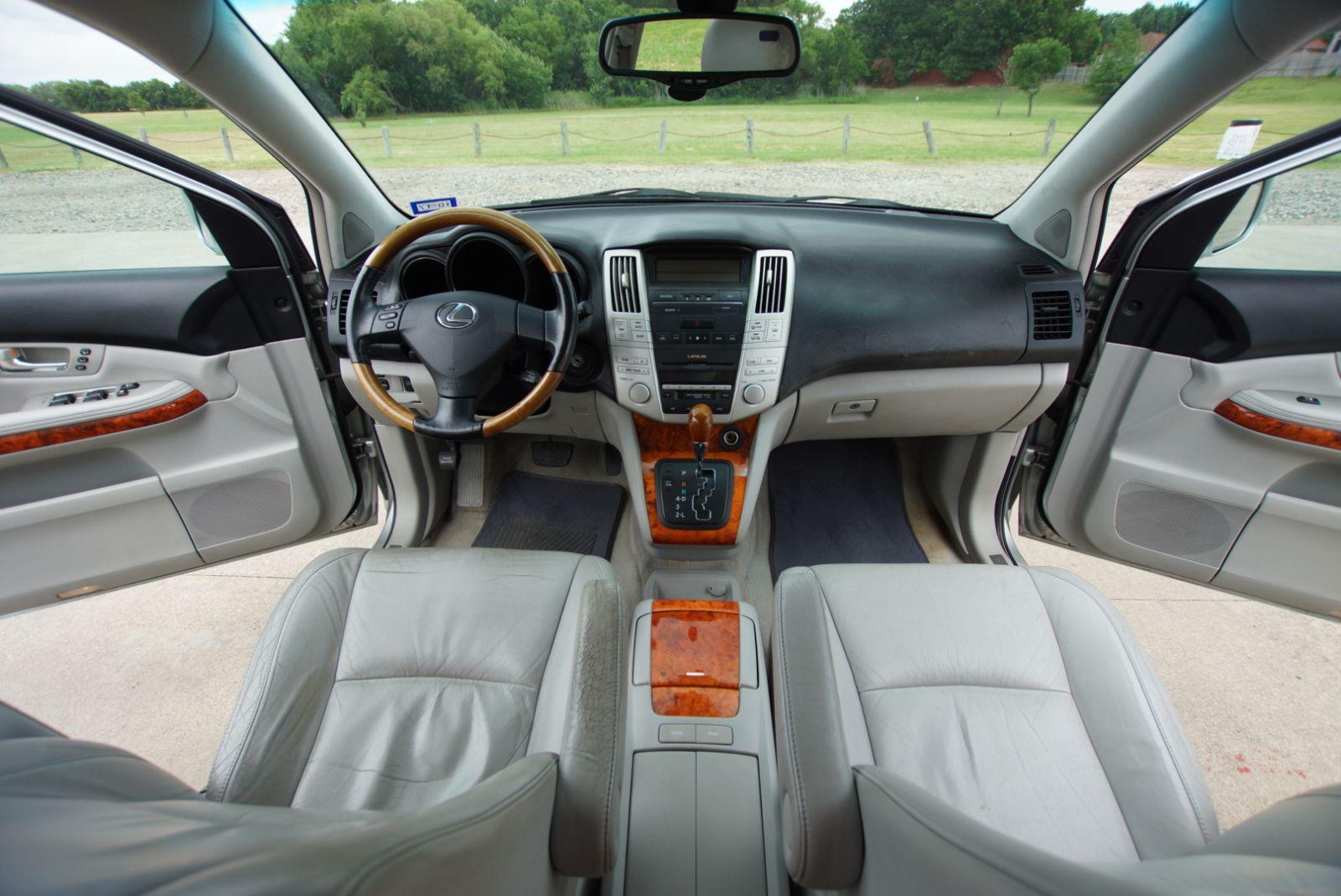 2005 Lexus Rx 330 Very Nice Rowlett Texas 75088 Rx330 Interior In