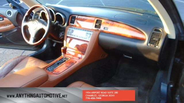 2005 Lexus SC 430 Atlanta, Georgia 37