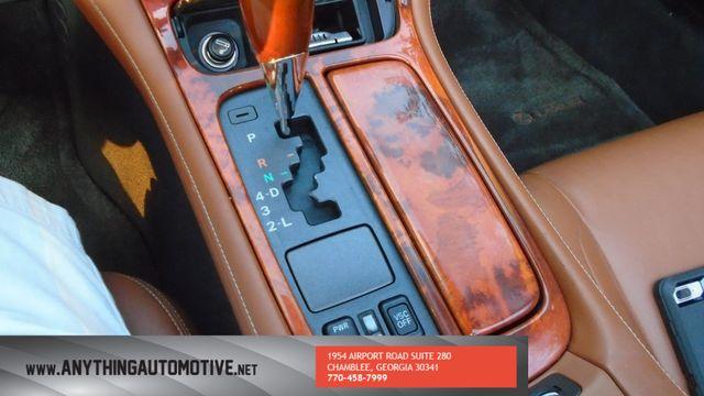 2005 Lexus SC 430 Atlanta, Georgia 52