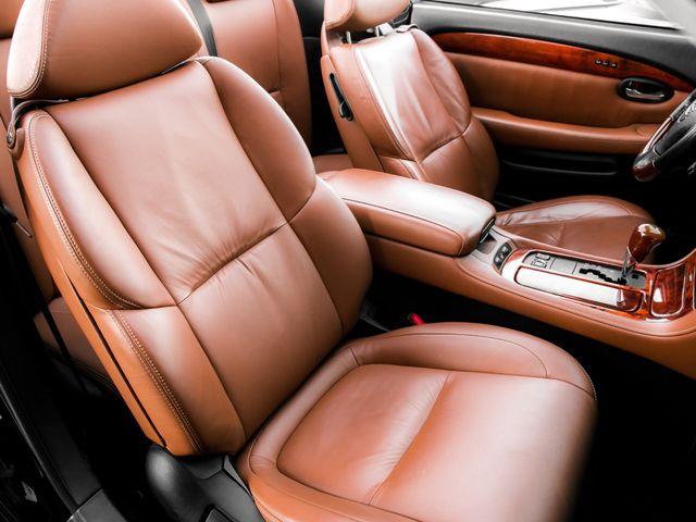 2005 Lexus SC 430 Burbank, CA 14