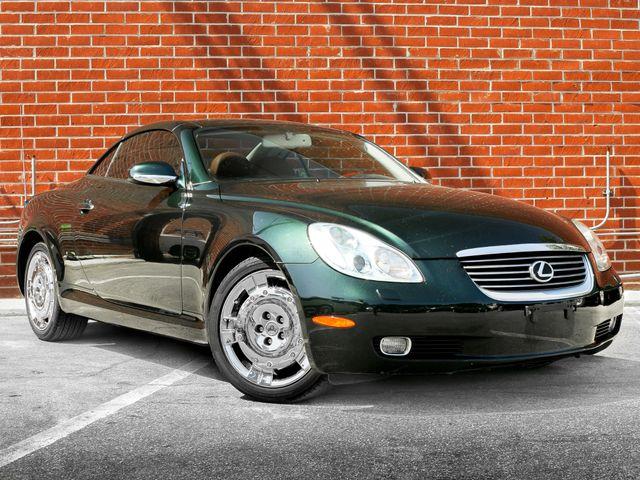 2005 Lexus SC 430 Burbank, CA 2