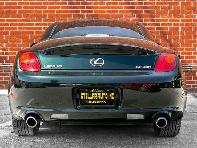 2005 Lexus SC 430 Burbank, CA 4