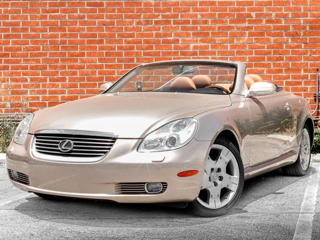 2005 Lexus SC 430 Burbank, CA