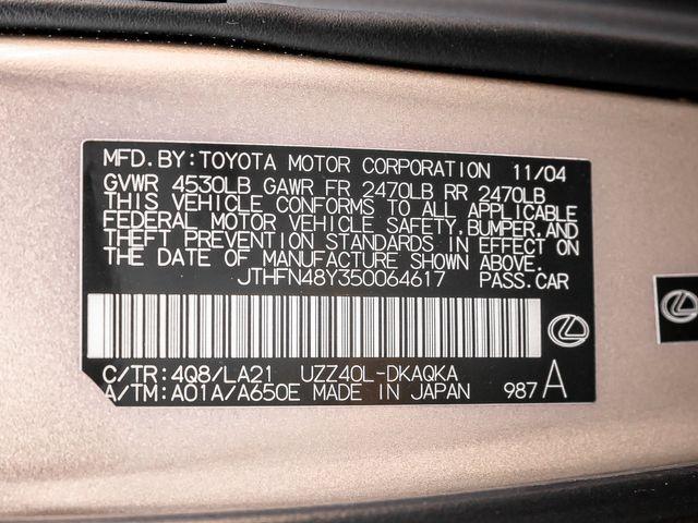 2005 Lexus SC 430 Burbank, CA 26