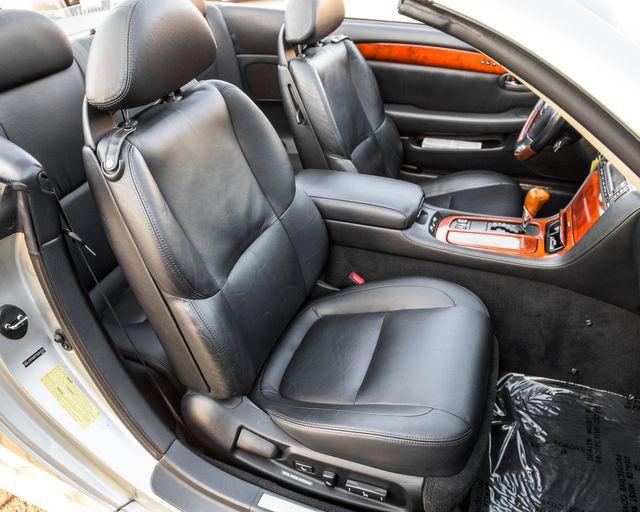 2005 Lexus SC 430 Burbank, CA 12