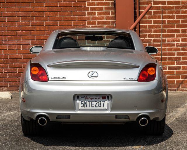 2005 Lexus SC 430 Burbank, CA 7