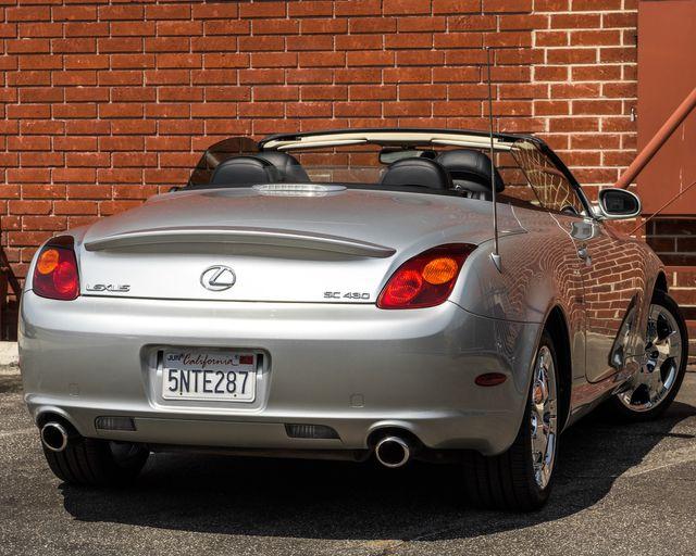 2005 Lexus SC 430 Burbank, CA 9