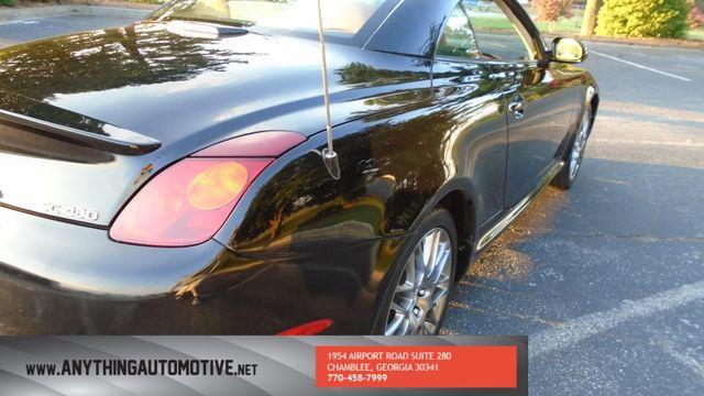 2005 Lexus SC 430 Atlanta, Georgia 14