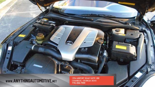 2005 Lexus SC 430 Atlanta, Georgia 42