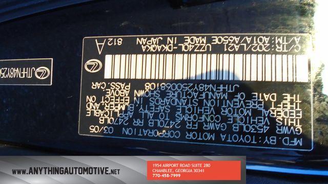 2005 Lexus SC 430 Atlanta, Georgia 43