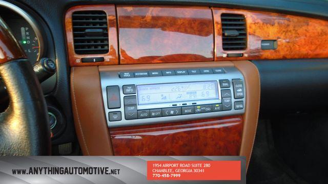 2005 Lexus SC 430 Atlanta, Georgia 50