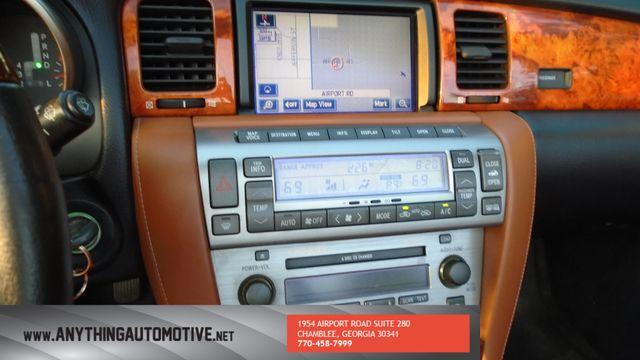 2005 Lexus SC 430 Atlanta, Georgia 51